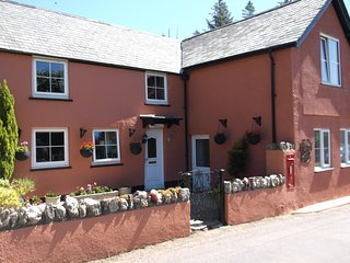The Old Post Office Exford, Exmoor