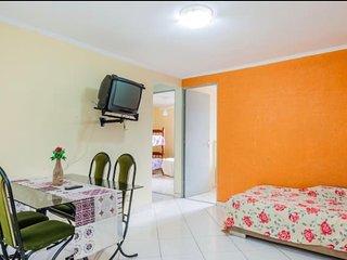 Apartamento mobiliado em Limeira proximo a Avenida Costa e Silva