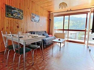 Confortable et lumineux appartement 2 pieces 6 personnes
