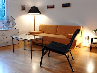 Airy Studio in Center of Old Town