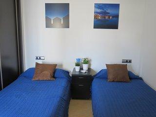 2 habitaciones nuevas en el centro de Nerja