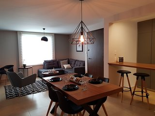 The best apartment Near Poliforum and Downtown