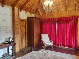 Wooden Chalet (East Room)