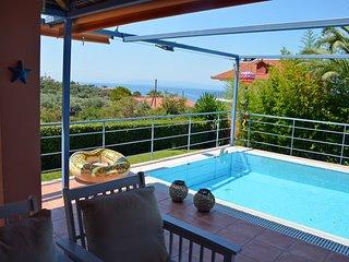 Petite villa avec piscine pres de la plage