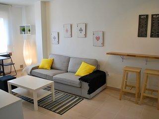 Apartamento cerca de la estación de Almería