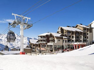 2 bedroom Apartment in Val Thorens, Auvergne-Rhône-Alpes, France : ref 5654648