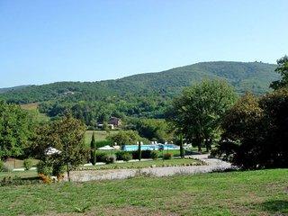 4 bedroom Apartment in La Trove, Tuscany, Italy : ref 5655303