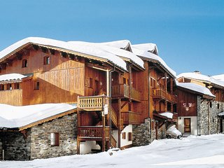 2 bedroom Apartment in Val Thorens, Auvergne-Rhone-Alpes, France : ref 5654623