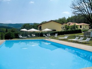 4 bedroom Apartment in La Trove, Tuscany, Italy : ref 5655303