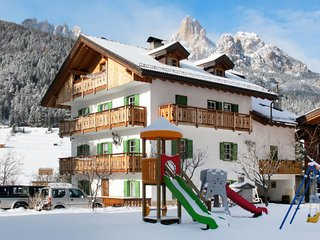 2 bedroom Apartment in Pozza di Fassa, Trentino-Alto Adige, Italy : ref 5655378