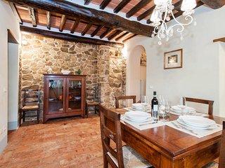 2 bedroom Apartment in San Martino in Freddana-Monsagrati, Tuscany, Italy : ref