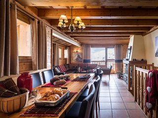 2 bedroom Apartment in Val Thorens, Auvergne-Rhone-Alpes, France : ref 5654603