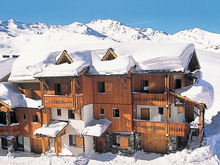 3 bedroom Villa in Val Thorens, Auvergne-Rhone-Alpes, France : ref 5654612