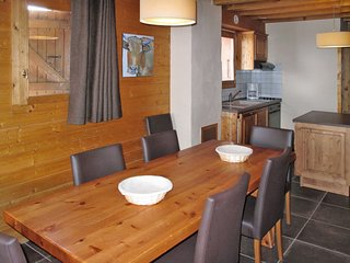 3 bedroom Villa in Val Thorens, Auvergne-Rhône-Alpes, France : ref 5654646