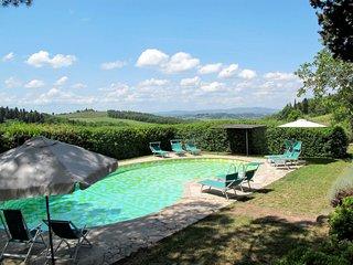 2 bedroom Villa in La Strolla, Tuscany, Italy : ref 5654985