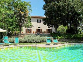 5 bedroom Villa in La Strolla, Tuscany, Italy : ref 5655790