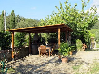 3 bedroom Apartment in Diacceto, Tuscany, Italy : ref 5655783