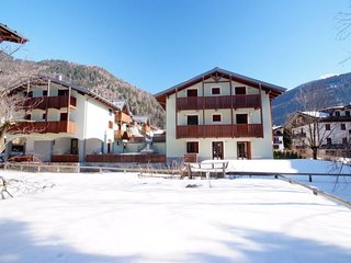 1 bedroom Apartment in Carisolo, Trentino-Alto Adige, Italy : ref 5656198