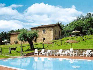4 bedroom Apartment in Molino di Villa, Tuscany, Italy : ref 5655092