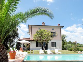 7 bedroom Villa in Lappato, Tuscany, Italy : ref 5655157
