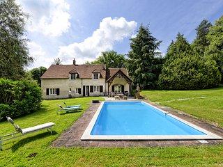 7 bedroom Villa in Les Billiens, Bourgogne-Franche-Comté, France : ref 5654870