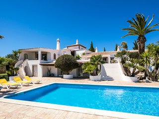 6 bedroom Villa in Poco Novo, Faro, Portugal : ref 5654860