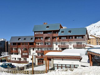 1 bedroom Apartment in Val Thorens, Auvergne-Rhone-Alpes, France : ref 5654642