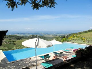 2 bedroom Apartment in Castellina in Chianti, Tuscany, Italy : ref 5655117