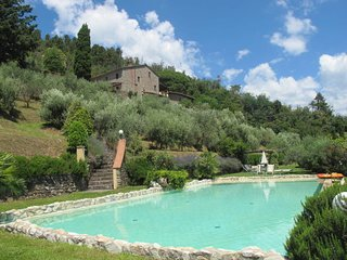 2 bedroom Apartment in Borgo San Lorenzo, Tuscany, Italy : ref 5656380
