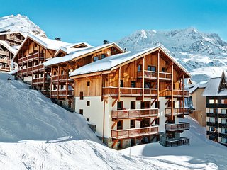 3 bedroom Apartment in Val Thorens, Auvergne-Rhone-Alpes, France : ref 5654602