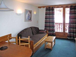 1 bedroom Apartment in Val Thorens, Auvergne-Rhone-Alpes, France : ref 5654607