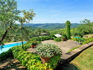 2 bedroom Apartment in Verniana, Tuscany, Italy : ref 5655832