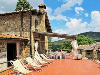 4 bedroom Apartment in San Polo in Chianti, Tuscany, Italy : ref 5655026