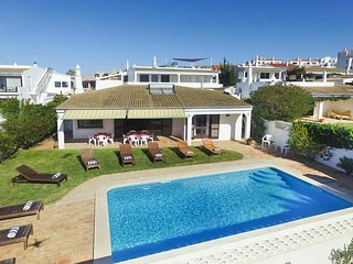 4 bedroom Villa in Praia Maria Luisa, Faro, Portugal : ref 5654864