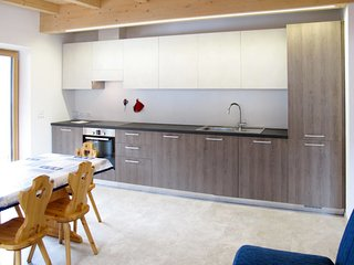 3 bedroom Apartment in Pera, Trentino-Alto Adige, Italy : ref 5655610