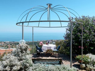4 bedroom Apartment in San Lorenzo al Mare, Liguria, Italy : ref 5655847