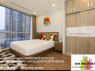 K-property (Korean Host) Vinhome Central Park 1Bed