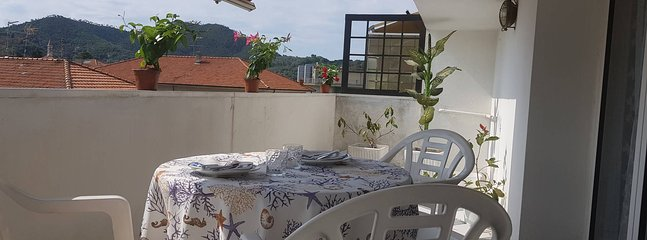 SESTRI PENTHOUSE BIG TERRACE