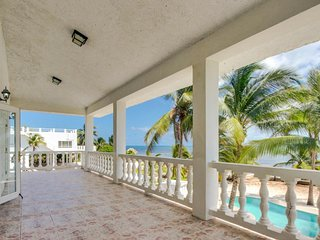 Stunning views, a pool, fresh sea air, and oceanfront location await!