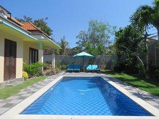 2 bedroom cozy villa Georges II 200m to the beach