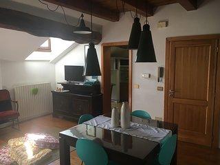 B&B a casa di Checco Camere con colazione nel borgo medievale di Feltre