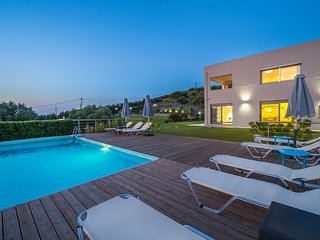 Nota Seaview Villa, Almyrida Chania