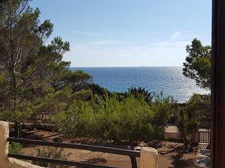 villa panoramica vista mare  spiaggia dei Francesi