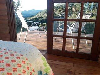 Sitio tio Luiz - cabana ecológica