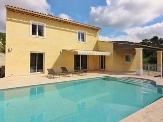 Villa provencale au calme avec piscine