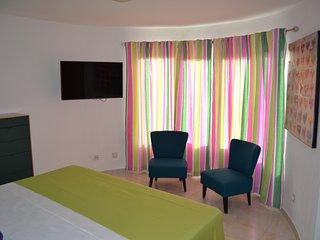 Habitación principal muy luminosa con lasmejores vistas a Morro Jable