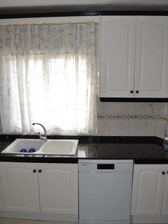 Cocina y lavavajillas