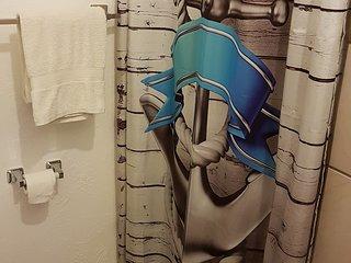 Navigation room shower