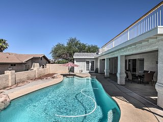 NEW-Spacious Lake Havasu City House w/Private Pool