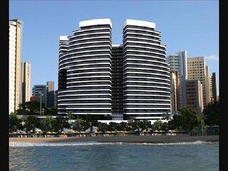 Apartamento Frente Mar de Luxo no Edificio Landscape Torre Platinum 66m2
